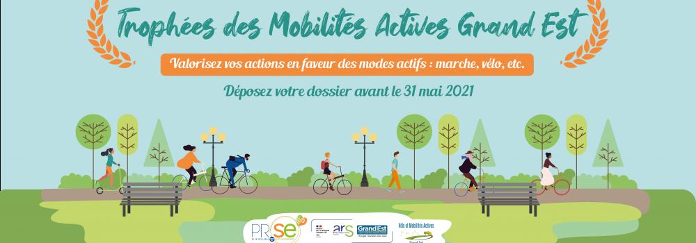Valorisez vos actions en faveur des mobilités actives