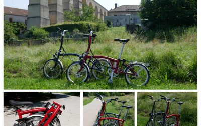 VMAGE acquiert deux vélos pliants !